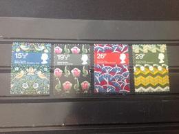 Groot-Brittannië / Great Britain - Postfris / MNH - Complete Set Brits Textiel 1982 - 1952-.... (Elizabeth II)