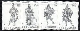 361 490 - ALBANIA 1990, Yvert N. 2245/2248  ***  MNH - Albania