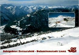 Dolomitenstadt Lienz - Schigebiet Zettersfeld - 2 Bilder (40660) - Lienz