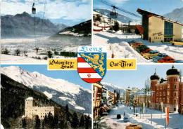 Dolomitenstadt Lienz, Ost-Tirol - 4 Bilder (FW5208) - Lienz