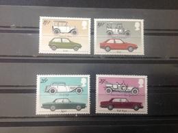 Groot-Brittannië / Great Britain - Postfris / MNH - Complete Set Britse Auto-Industrie 1982 - 1952-.... (Elizabeth II)