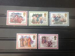 Groot-Brittannië / Great Britain - Postfris / MNH - Complete Set Kerstmis 1982 - 1952-.... (Elizabeth II)