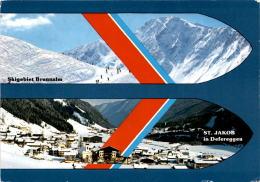 St. Jakob In Defereggen - Skigebiet Brunnalm - 2 Bilder (182) - Defereggental