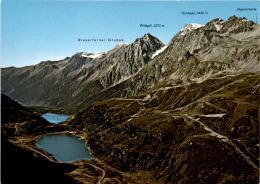 Grenzübergang Stallersattel Bei St. Jakob I. Def., Osttirol (3934) - Defereggental