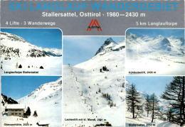 Ski-Langlauf-Wandergebiet Stallersattel, Osttirol - 5 Bilder (47) - Defereggental