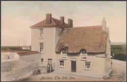 The Old Inn, Mullion, Cornwall, C.1905 - Frith's Postcard - England