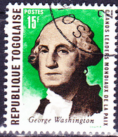 Togo - George Washington (MiNr: 756 A) 1969 - Gest Used Obl - Togo (1960-...)