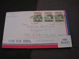 Canada Cv. - Airmail