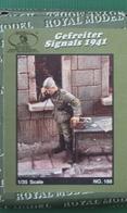 FIG  GEFREITER SIGNALS 1941 - Small Figures