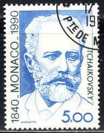 Monaco - 1990 - Tchaïkovski   - N° 1746   - Oblit - Used - Monaco