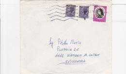 Brief In Die Schweiz (br4020) - 6. 1946-.. Republic