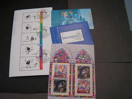 BRD   4 Moderne Blöcke  Very Nice - Lots & Kiloware (mixtures) - Max. 999 Stamps