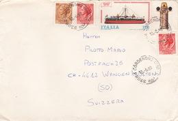 Brief In Die Schweiz (br4022) - 6. 1946-.. Republic