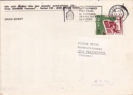 Drucksache In Die Schweiz (br4033) - 6. 1946-.. Republic