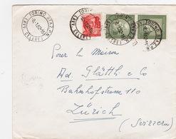 Brief In Die Schweiz (br4036) - 6. 1946-.. Republic
