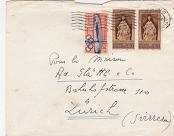 Brief In Die Schweiz (br4039) - 6. 1946-.. Republic