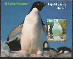 Guinée - 1998 - Bloc N°Yv. 131 - Albatros - Neuf Luxe ** / MNH / Postfrisch - Marine Web-footed Birds