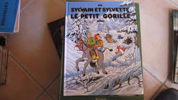 EO SYLVAIN ET SYLVETTE T50 LE PETIT GORILLE  BERIK  LE LOMBARD - Sylvain Et Sylvette