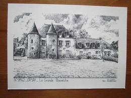 Orsay. La Grancde Bouveche. Yves Ducourtioux 91142. - Orsay