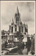 Truro Cathedral, Cornwall, C.1960 - Thomas RP Postcard - England