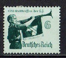 DR 1935 // Mi. 584 * Falz (023.201) - Deutschland