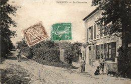 CPA - SANNOIS (95) - Aspect Du Quartier De La Chaumière Au Début Du Siècle - Bezons