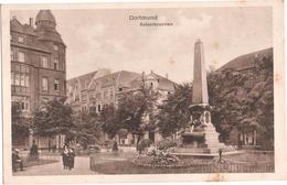 Dortmund Kaiserbrunnen - Dortmund