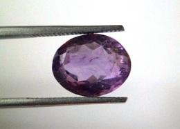 5.00 Ct Ceylon Natural Purple Amethyst Oval Shape Mixed Cut Loose Gemstone - Amatista