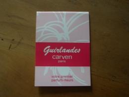Pochette Carven Guirlande - Cartes Parfumées