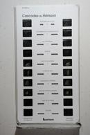 LESTRADE  MSM   39803 E  CASCADES DU HÉRISSON - Stereoscopes - Side-by-side Viewers