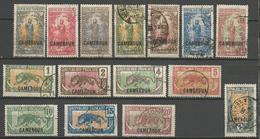 LOT CAMEROUN OBL - Kamerun (1915-1959)