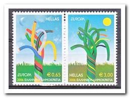 Griekenland 2006, Postfris MNH, Europe, Cept - Griekenland