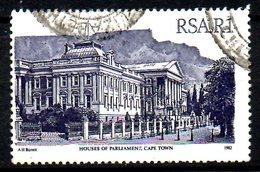 AFRIQUE DU SUD. N°521 Oblitéré De 1982. Parlement. - South Africa (1961-...)