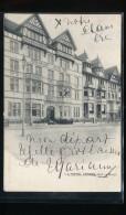 Belgique -- Knocke - Sur - Mer -- L'Hotel Jacobs , Sur La Digue - Knokke