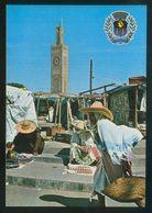 Marruecos. Tanger. *Scene Et Types De Tanger...* Ed. Jeff Nº A2049. Nueva. - Tanger