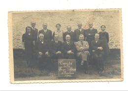 PERUWELZ Ou Environs ( Sous Réserve) - Photo Carte Comité Soupe Scolaire Et Populaire 1940 - Guerre 40/45 (1713) Mel2 - Peruwelz
