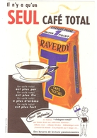 Buvard Café Total - Coffee & Tea