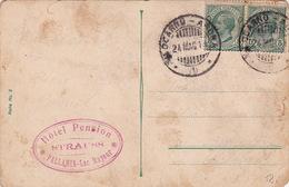 Natante Locarno-Arona (br4064) - 4. 1944-45 Repubblica Sociale