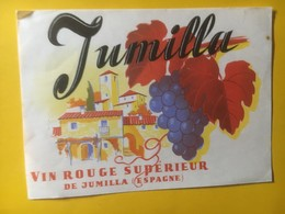8279 - Jumilla Espagne - Treni