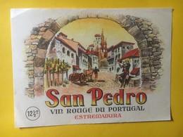 8280 - San Pedro Estremadura Portugal - Treni