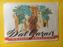 8281 - D'al Gazair Oran Algérie - Trains