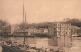 Dép. 16 - COGNAC -La Charente à Cognac. Ed. Raymond Bergevin. Ramuntcho. N° 15098 - Cognac