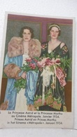 Carte Reine Astrid (édité Par Côte D'or Janvier 1934) - Belgique