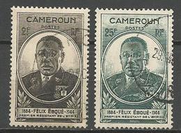 CAMEROUN N° 274 Et 275 OBL TB - Kamerun (1915-1959)