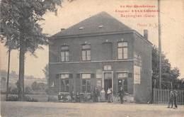 CPA -  Belgique,  BUYSINGHEN, Au Roi Gambrinus, Eugene Eylenbosch - Halle