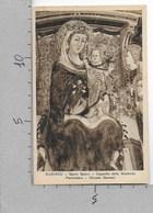 CARTOLINA VG ITALIA - SUBIACO (RM) Sacro Speco - Cappella Della Madonna - Particolare - 9 X 14 - ANN. 1955 - Italia