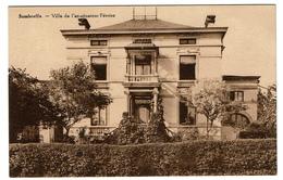 Sombreffe - Villa De L'ex-sénateur Février - Edit. Joseph Michel - 2 Scans - Sombreffe
