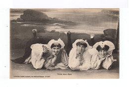 Sables D'Olonne. Trois Sablaises En Costume. Faites Votre Choix. (2872) - Humour