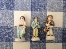 2/16 Fèves Creche 1997 Arguydal (pas Le Tambourinaire) - Santons