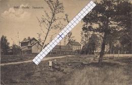 "HEIDE-CALMPTHOUT-KALMTHOUT""STATIEZICHT""HOELEN 9402 UITGIFTE 04.08.1925 TYPE 9 - Kalmthout"